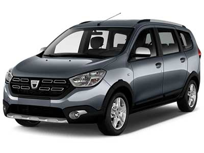 Dacia Lodgy d'occasion