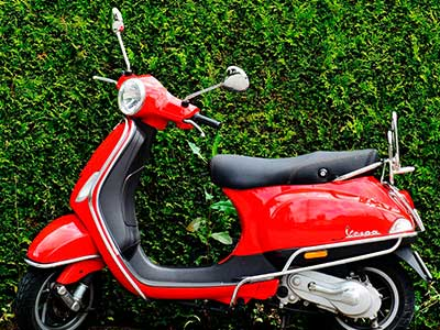 Scooter vespa d'occasion