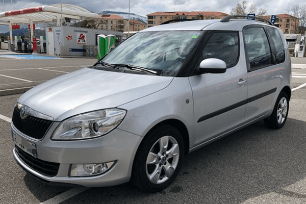 Skoda Roomster d'occasion
